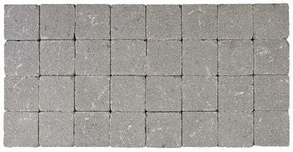 Picture of COBBLESTONES DRUMMED 10X10X6 GREY