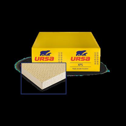 Image de URSA XPS N-W-PZ-I GRIP S 125 x 60 x 2 cm