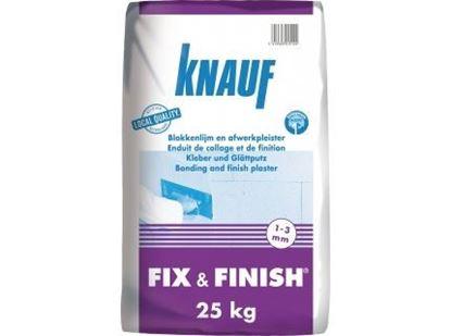 Image de KNAUF FIX & FINISH 25 kg