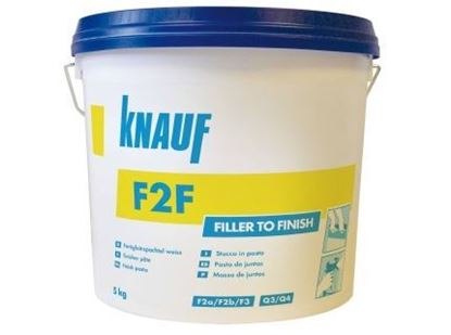 Afbeeldingen van KNAUF FILLER TO FINISH 5 kg