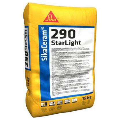 Image de SikaCeram 290 starlight 15kg tegellijm