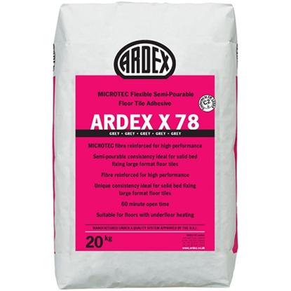 Image de Ardex X 78 vloertegellijm 25 kg