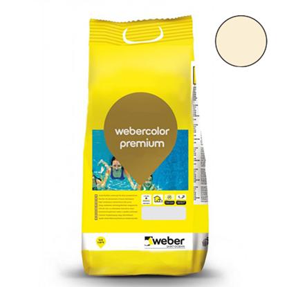 Image de Webercolor premium beige 5kg