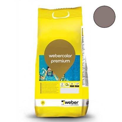 Image de Webercolor premium dark chocolate 5kg