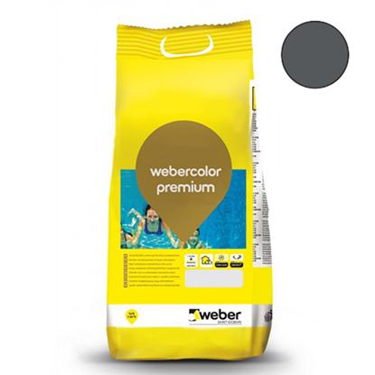 Image de Webercolor premium anthracite 5kg