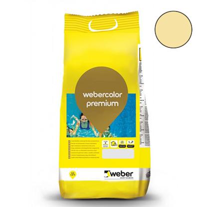 Image de Webercolor premium honey 5kg