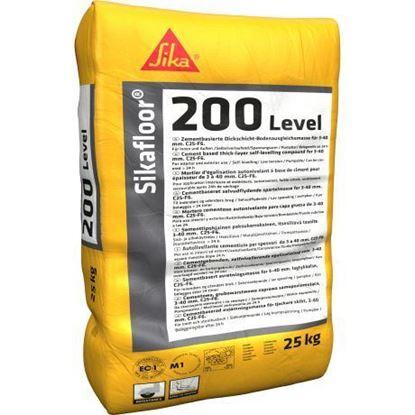 sikafloor level 200