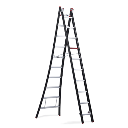 Image de Altrex ladder nevada reform 2x10