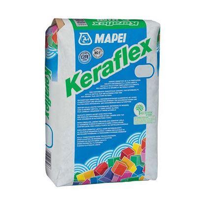 Image de Mapei Keraflex glijvaste poedertegellijm grijs 25 kg