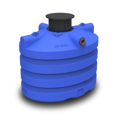 Image de Regenwaterput / septische put DS5000 premium - 5000L