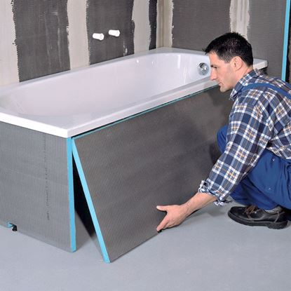 Afbeeldingen van Wedi Bathboard 2100x600x20 mm langselement