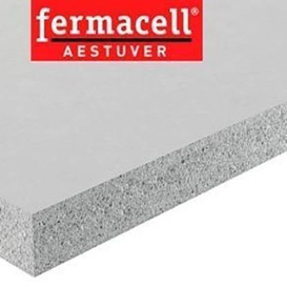 Image de Fermacell AESTUVER kachelplaat 2600x1250 mm 15 mm brandwerende plaat