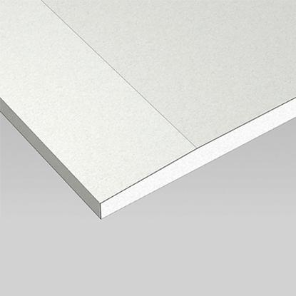 Afbeeldingen van Gipsplaat standaard wit 2AK (2ABA) 260x060 - 13mm