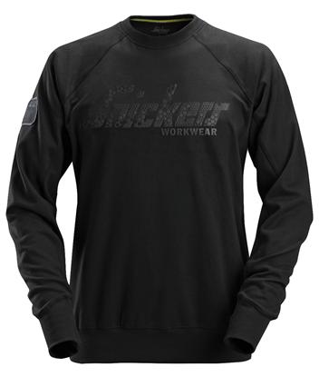Afbeeldingen van Snickers 2882 Sweater Logo