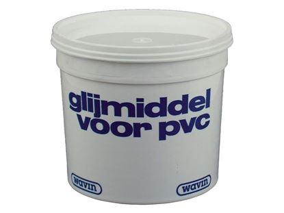 Afbeeldingen van PVC zuurvrije vaseline/glijmiddel - 800 g