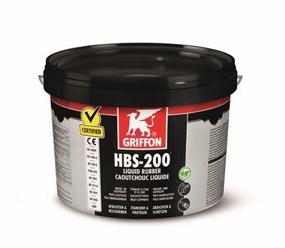 Image de Griffon HBS-200® Liquid Rubber Buc 5 L