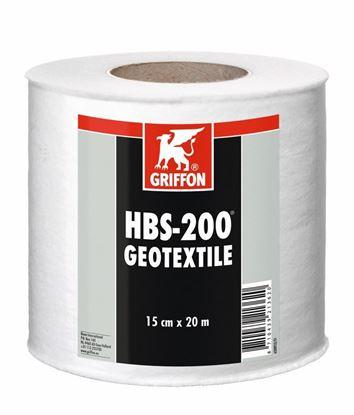Image de Griffon HBS-200® GeoTextile Rol 15 cm x 20 m