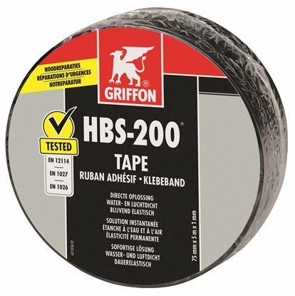 Image de Griffon HBS-200® Tape Rol 7,5 cm x 5 m