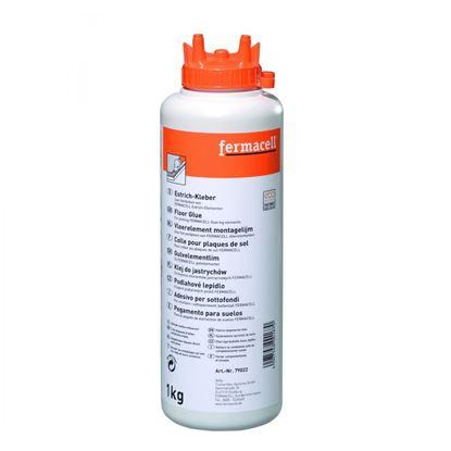 Image de Fermacell Vloerelementen montagelijm fles 1 kg