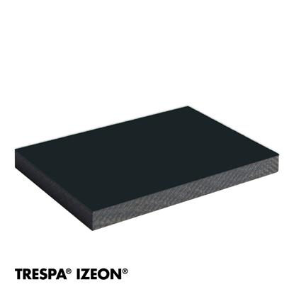 Picture of Trespa Izeon - 7021 Zwartgrijs - 3,05X1,35 6mm - 1 zijdig