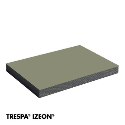 Picture of Trespa Izeon - 7030 Steengrijs - 3,05X1,35 6mm - 1 zijdig