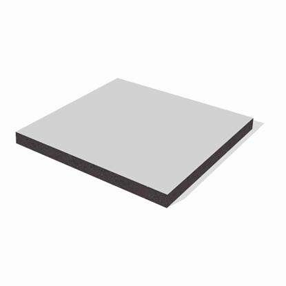 Picture of Trespa Izeon - 7035 Light Grey - 3,05X1,35 6mm - 1 zijdig