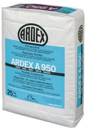 Image de Ardex A 950 flexegalisatie 25 kg sneldrogende uitvlak wand/vloer