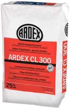 Image de Ardex CL 300 uitvlakmortel 25 kg laagdikte 2-20 mm projectegalisatie