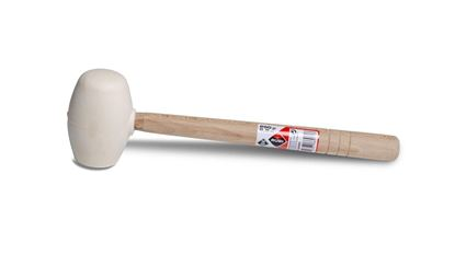 Afbeeldingen van Rubi rubber hamer 500